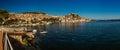 Sibenik is historic town in Croatia Royalty Free Stock Photo