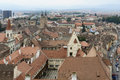 Sibiu in Romania Royalty Free Stock Photo