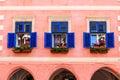 Sibiu,Romania. Royalty Free Stock Photo