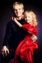 Siblings portrait Royalty Free Stock Photo