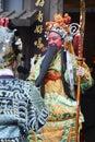 Sichuan Opera actor