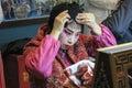 Sichuan Opera Make-up