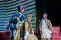 Sichuan Opera performances.