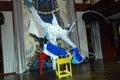 Sichuan Opera,somersault