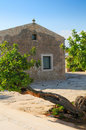 Sicilian villa Stock Photography
