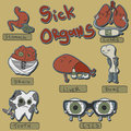 Sick organs set