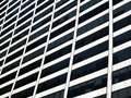 Side of modern office building Royalty Free Stock Photo