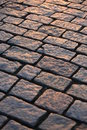 Sidewalk stones Royalty Free Stock Photo