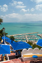 Sidi Bou Said, the artists town Royalty Free Stock Photo
