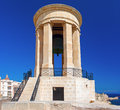 The Siege Bell War Memorial. Malta Royalty Free Stock Photo