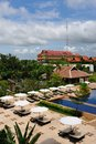 Siem Reap Hotel Royalty Free Stock Photography