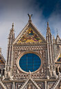 Siena Cathedral Royalty Free Stock Photo