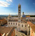 Siena Cathedral (duomo) Stock Photo