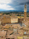 Siena landmark Stock Photos