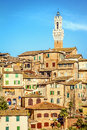 Siena, Tuscany, Italy Royalty Free Stock Photo