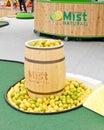Sierra Mist Sponsor Event Royalty Free Stock Photo