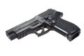 Sig sauer ręki pistolet Fotografia Stock