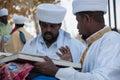 Sigd - An Ethiopian Jews Holyday Royalty Free Stock Photo
