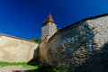 Sighisoara citadel Royalty Free Stock Photo