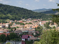 Sighisoara sighoara city landscape new district area Royalty Free Stock Images
