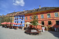 Sighisoara summer Royalty Free Stock Photos