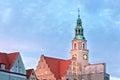 Sights of Poland. Stock Photos