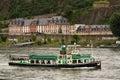 Sightseeing Cruise, Koblenz