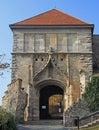 Sigismund`s Gate, Castle of Bratislava, Slovakia