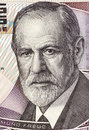 Sigmund Freud Royalty Free Stock Image