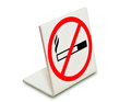 The Sign of no smoking Royalty Free Stock Photo