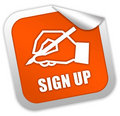 Sign up icon Royalty Free Stock Photography
