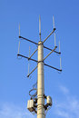 Signal tower Stock Image