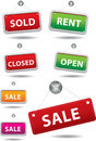 Signboard Stock Photos