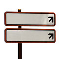 Signposts Stock Image