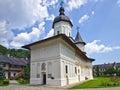 Sihastria Monastery, Neamt, Romania Royalty Free Stock Photo