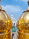 Sikh Golden Temple Stock Photos