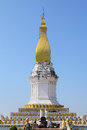 Sikhottabong pagoda khammouan tha khaet lao at district Stock Images
