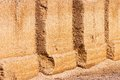 Silage closeup Stock Image