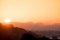 Silent Sunrise In Algarve