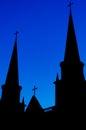 Silhouette Church Of Christ