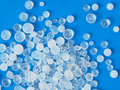 Silica Gel Royalty Free Stock Images