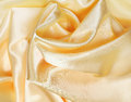 Silk fabric background Royalty Free Stock Images