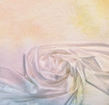 Silk fabric background. Paper textured. Royalty Free Stock Photo