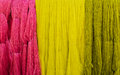 Silk filament Royalty Free Stock Photography
