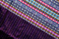 Silk handicraft close up,Fabric fashion design Royalty Free Stock Photo