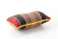 Silk pillow Royalty Free Stock Photo
