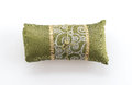 silk pillow Royalty Free Stock Photo