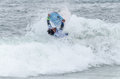 Silvano lourenco ovar portugal august at the nd stage of the bodyboard protour on august in ovar portugal Stock Photo