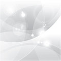 Silver abstract vector background Royalty Free Stock Photo