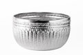 Silver bowl for water